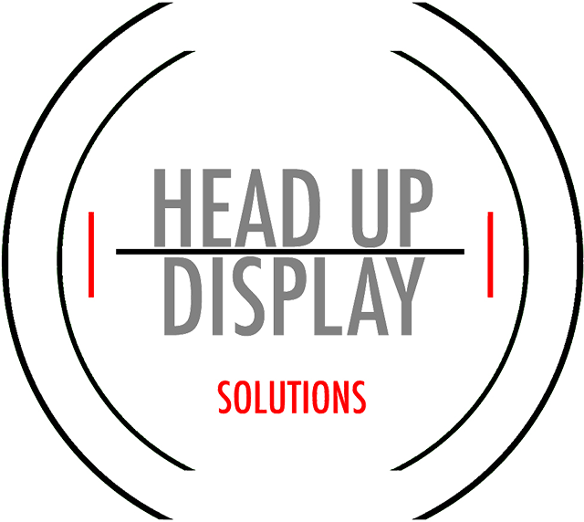 Head Up Display Solutions